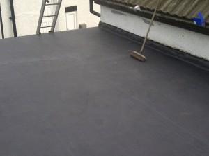 EDPM-roof
